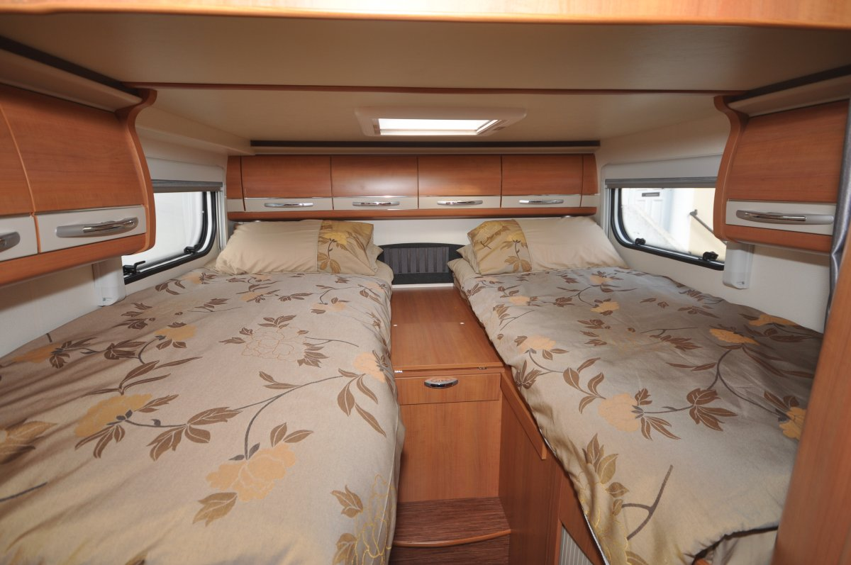 Snuglux Motorhome Bedding For Fixed Single Beds
