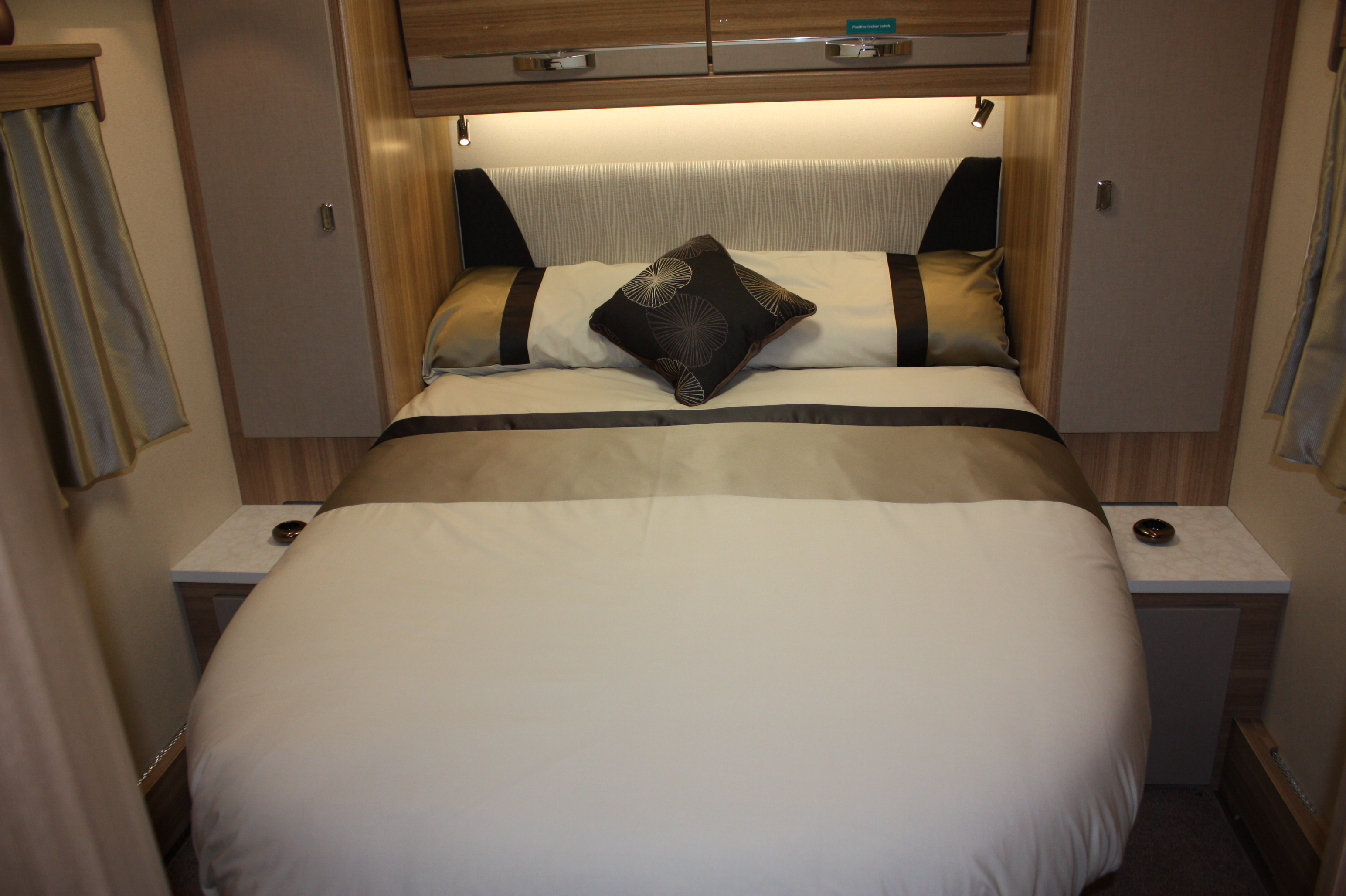 Snuglux Motorhome Bedding from Freedom Is