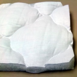 Luxury Quilted Mattress Protector (Shaped Bed)
